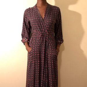 Nico Maxi Dress Anthropologie